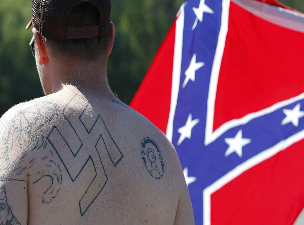 White supremacists have cheered the victory of Mr Trump and the appointment of Mr Bannon