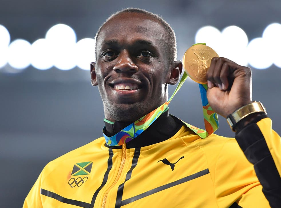 Usain Bolt, the 'fastest man on earth', is known to be a keen football fan