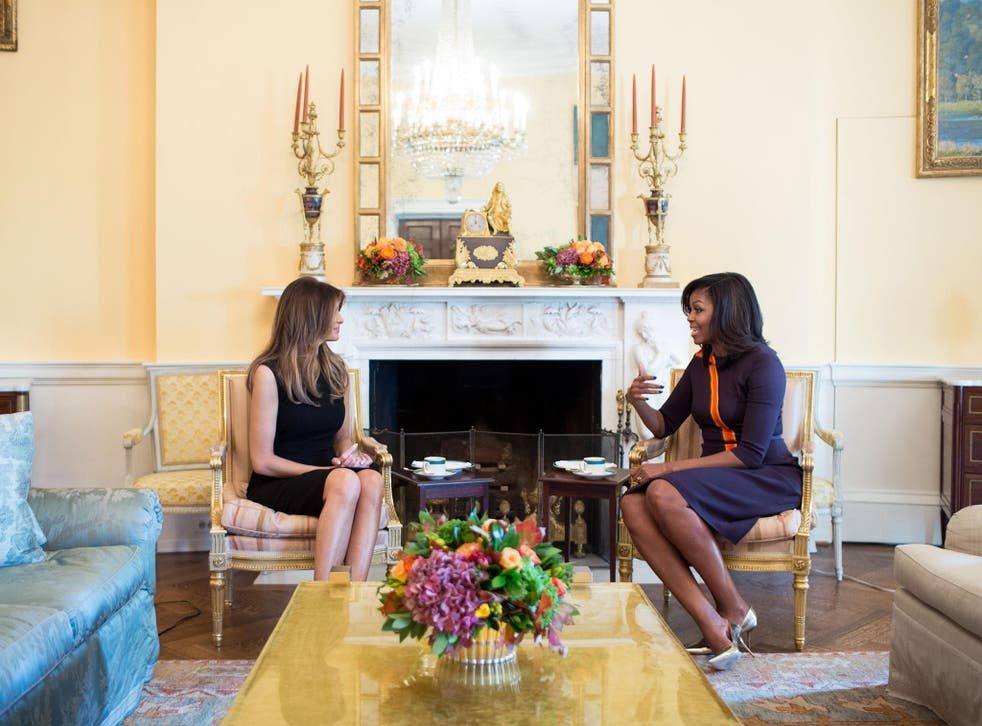 Children are arguably one of the few things the First Ladies have in common