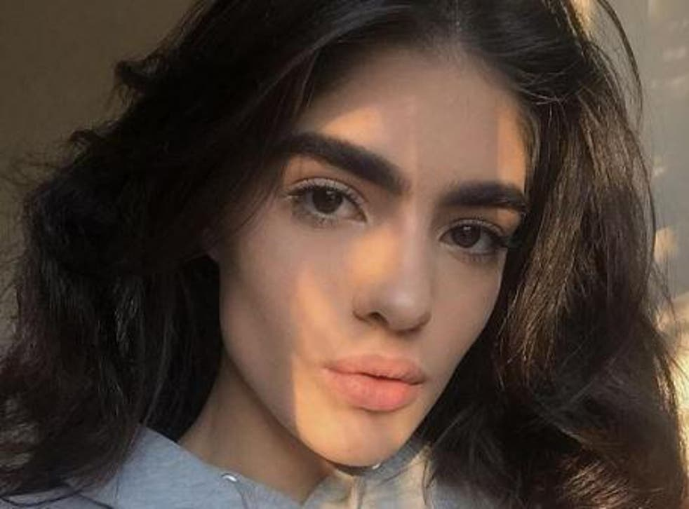 Despite being a model Natalia knows how it feels to be insecure about your appearance