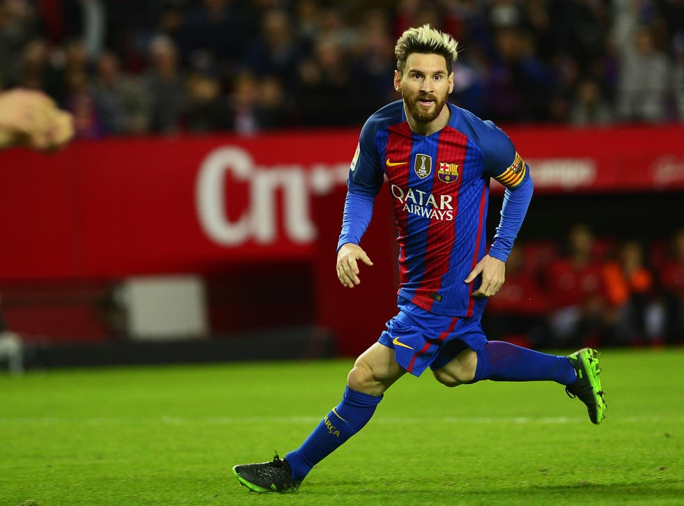 Messi was given a suspended 21-month prison sentence this year
