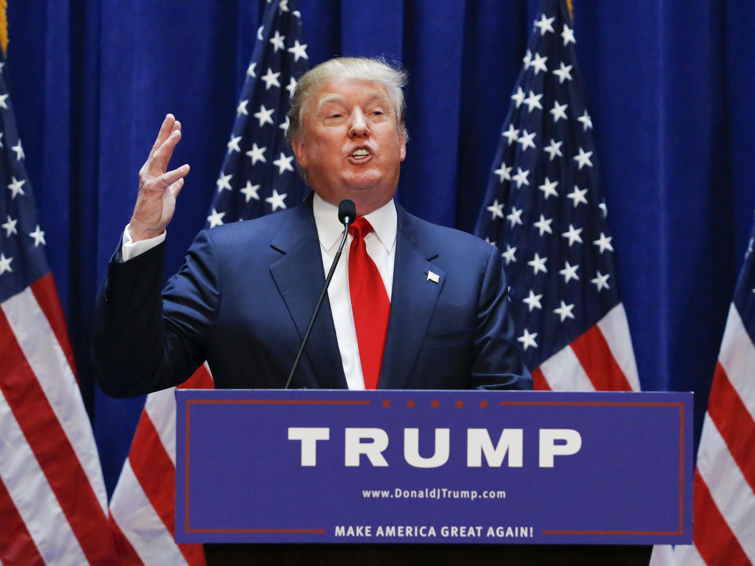 Worked Order Best Essay On Donald Trump senator