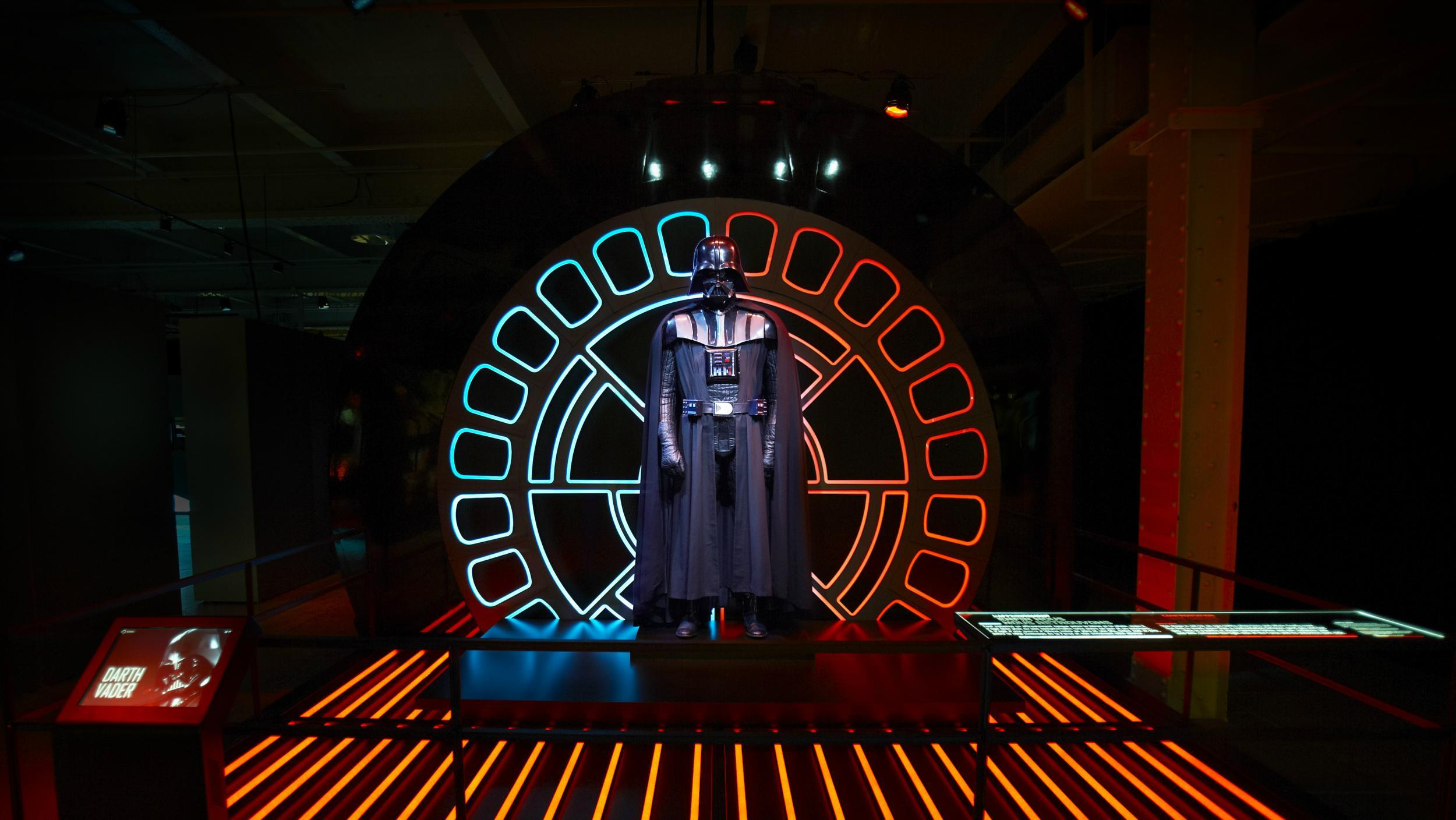 Star Wars Identities: We created our own Star Wars character at the O2's new interactive exhibition