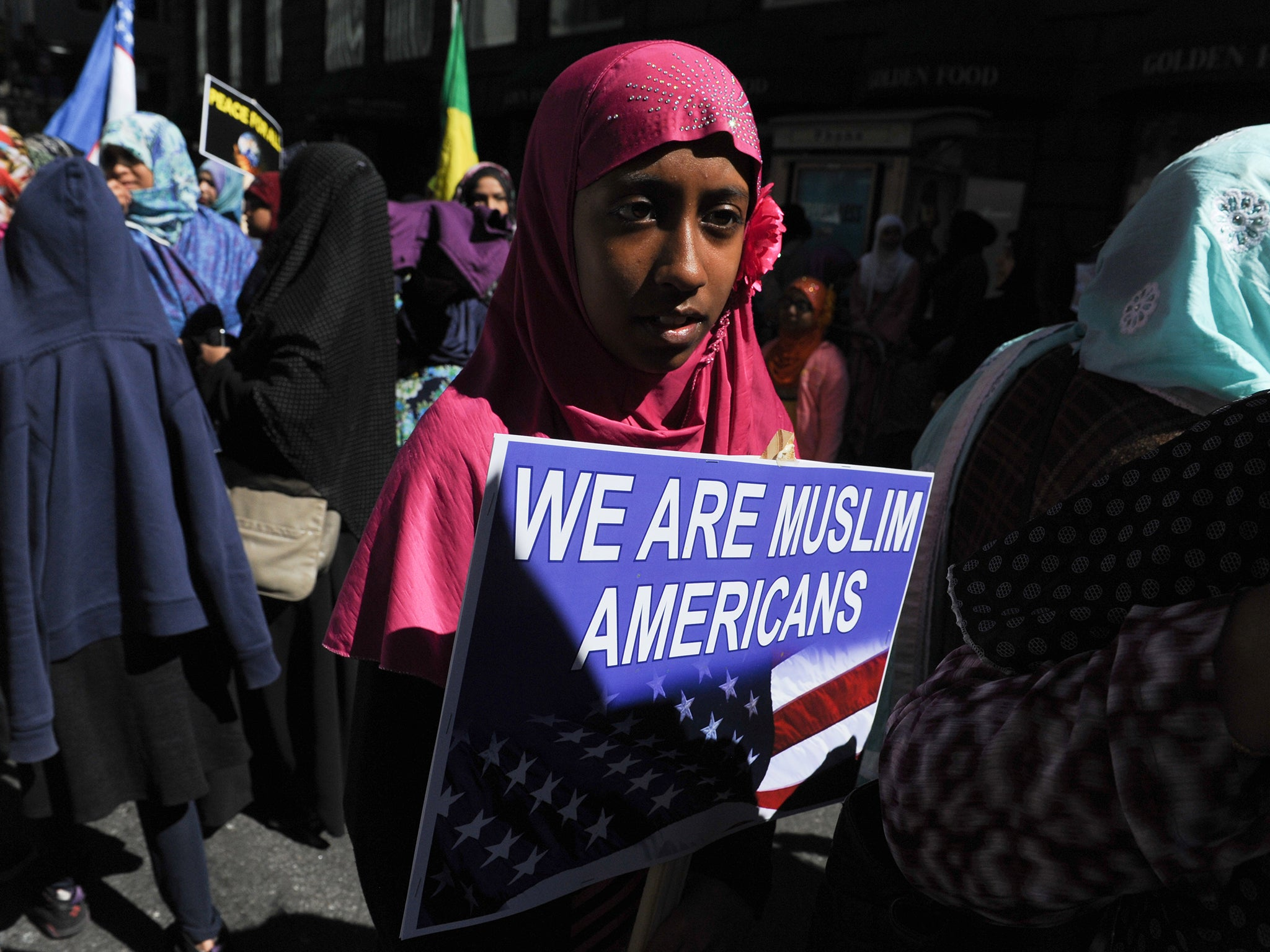 muslims in america North america has been home to muslims for a long time muslims first arrived in north america centuries before columbus due.