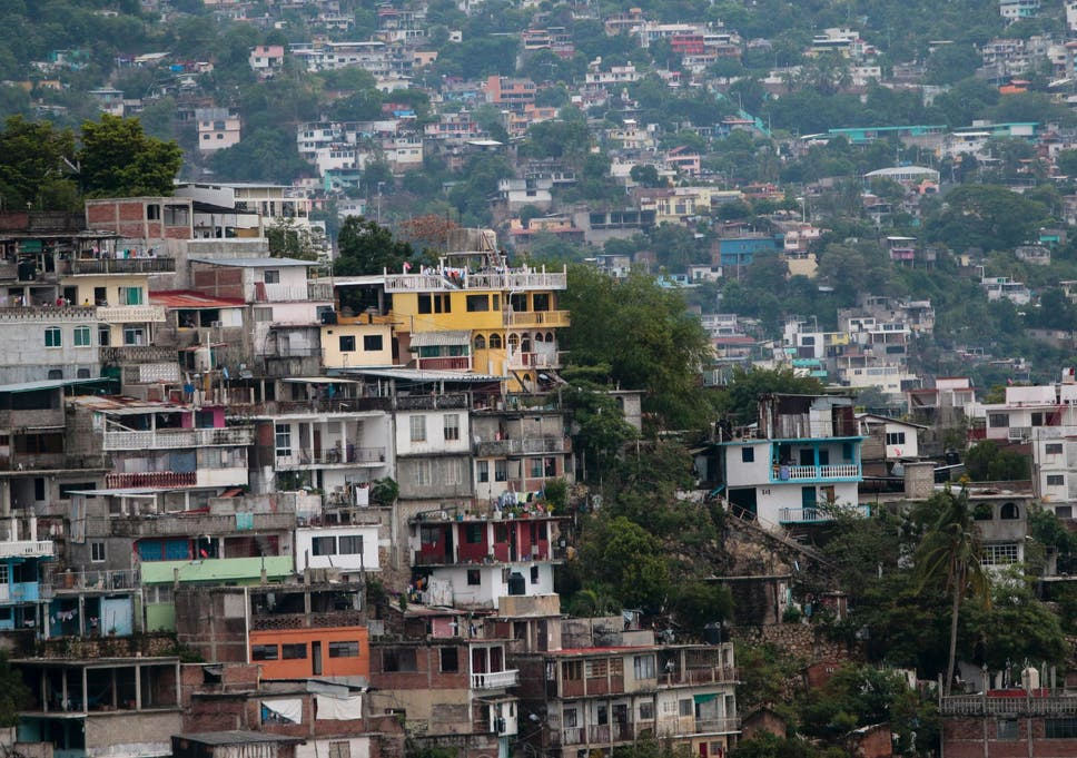 fe9174f154 Where are the world's most dangerous neighbourhoods? | The Independent