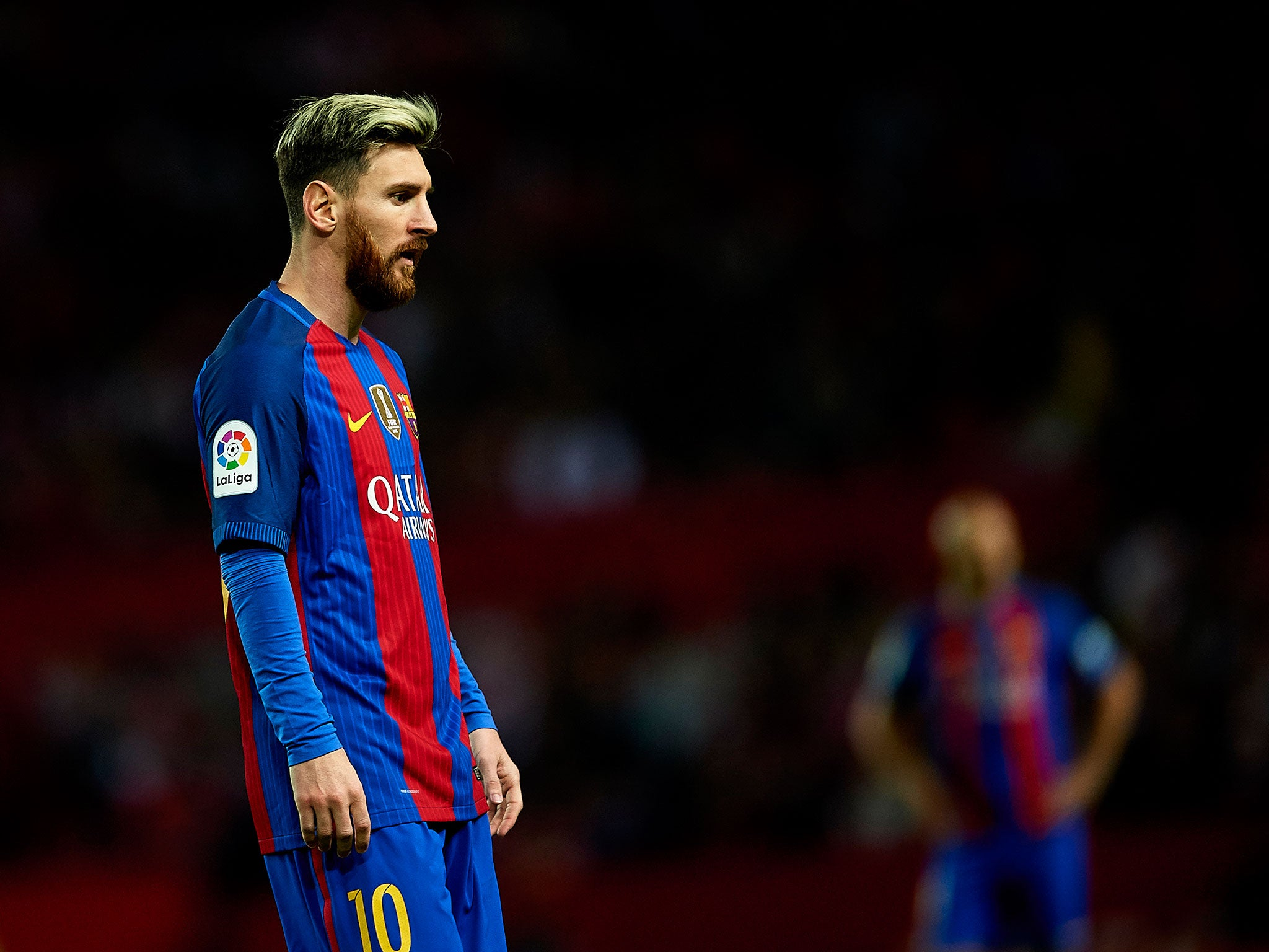 Lionel Messi news Manchester City confident of signing