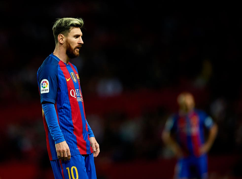 Spanish reports have claimed that Messi has grown unsettled at the Nou Camp
