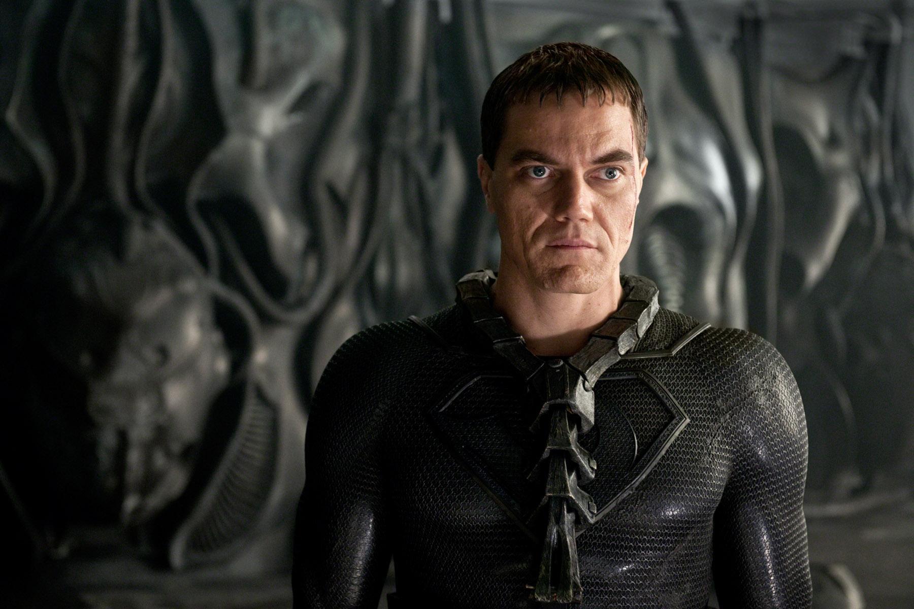 Michael Shannon fell asleep during Batman v Superman: Dawn of Justice
