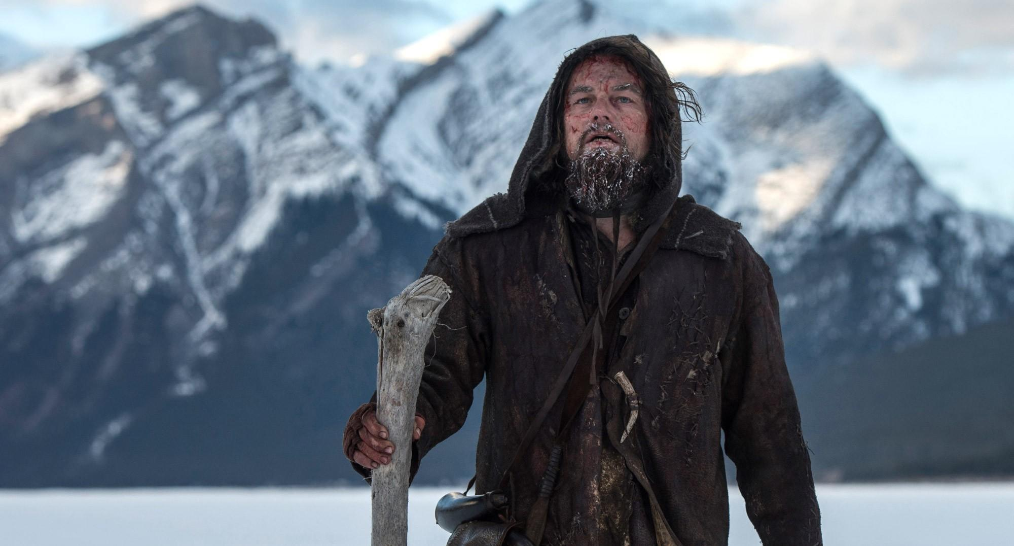 Leonardo DiCaprio is making a documentary about being a Revenant-style frontiersman | The Independent