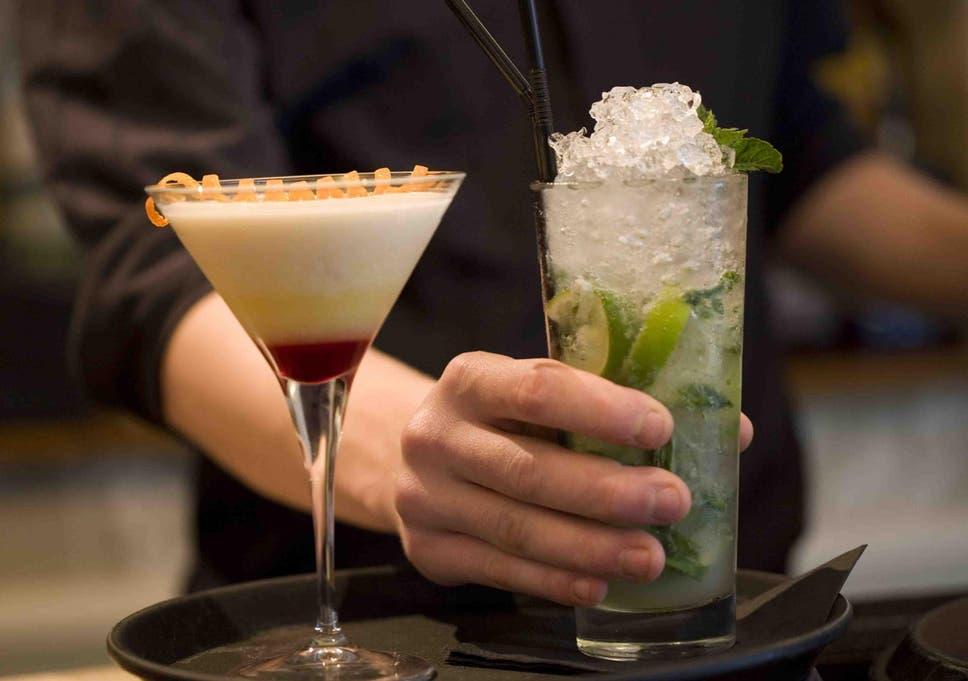 good mixed drinks to order at a bar