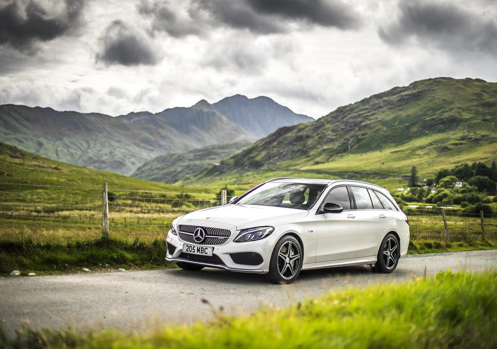 Car review: Mercedes-AMG C43 AMG Estate | The Independent