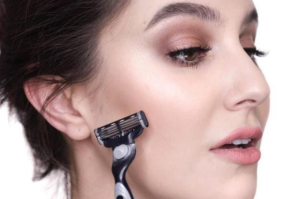 Could Shaving Your Face Be The Secret To Perfect Skin The Independent