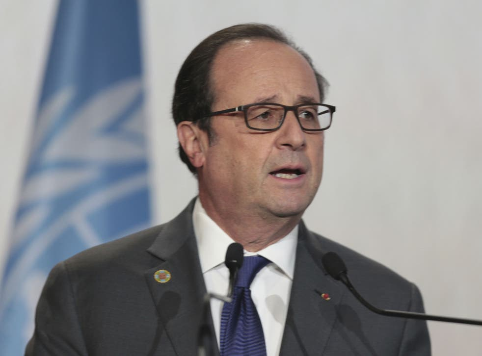 At UN meetings it is rare for leaders to single out others for even veiled criticism - making Mr Hollande's comments all the more striking