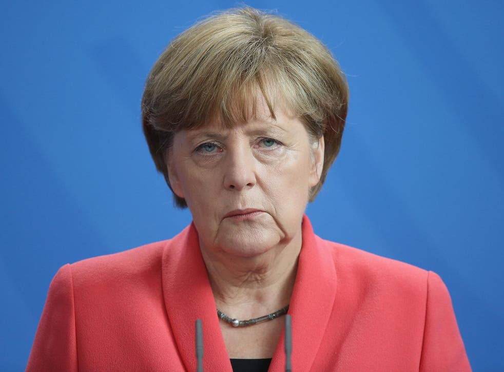 Angela Merkel was elected Chancellor of Germany in 2005
