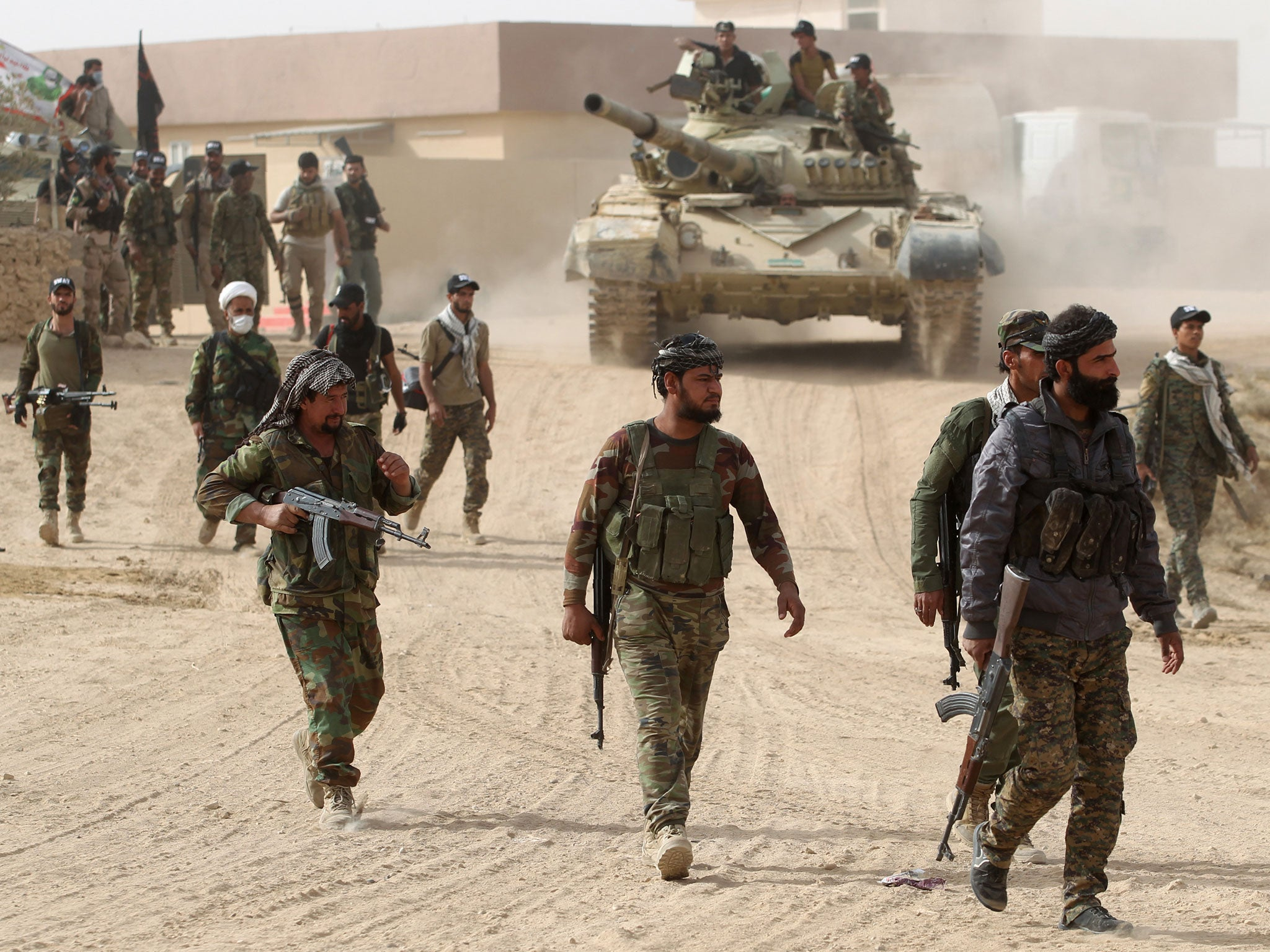 Image result for Tal Afar Under Iraq Forces Control People Celebrate