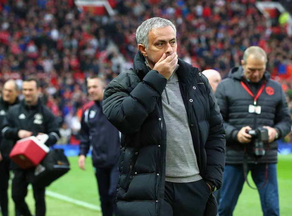 Mourinho is expected to introduce a number of changes to his United side for their clash with Arsenal on Saturday