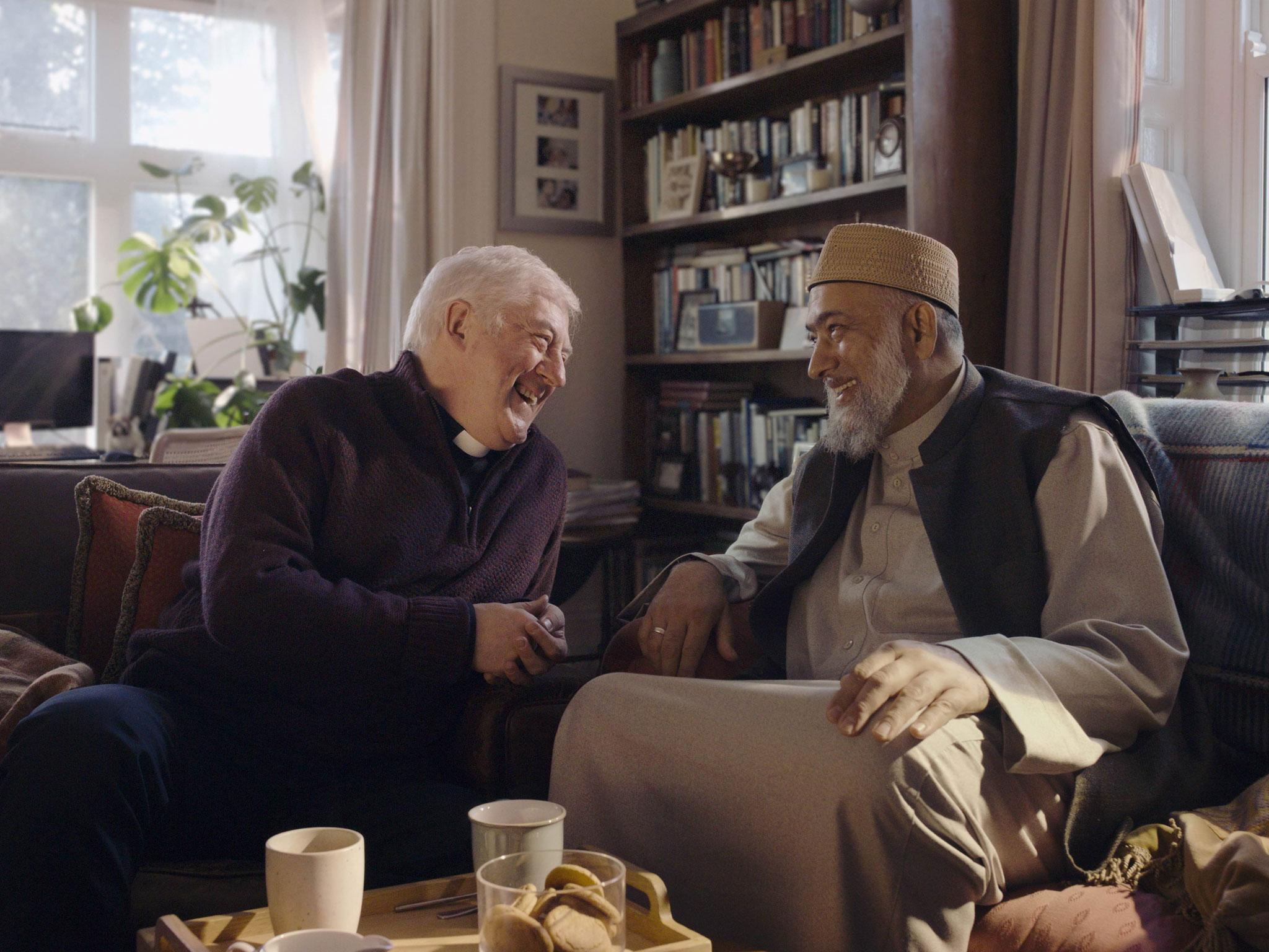 Amazon Christmas advert 2016: Imam and priest push festive message ...