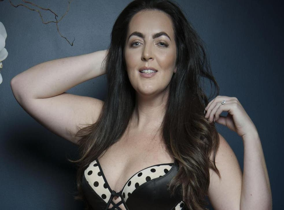 Gemma Flanagan suffers from Guillain-Barre Syndrome and is wheelchair-bound