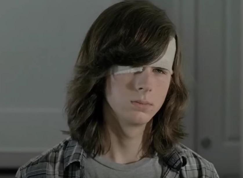 Carl Walking Dead Season 1