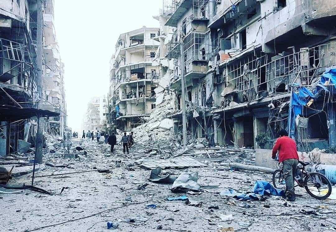 Russia Claims It Has Not Bombed Aleppo For 28 Days Less