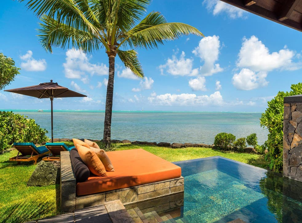 Wish you were here? The Four Seasons in Mauritius is offering savings of £699 per person in November