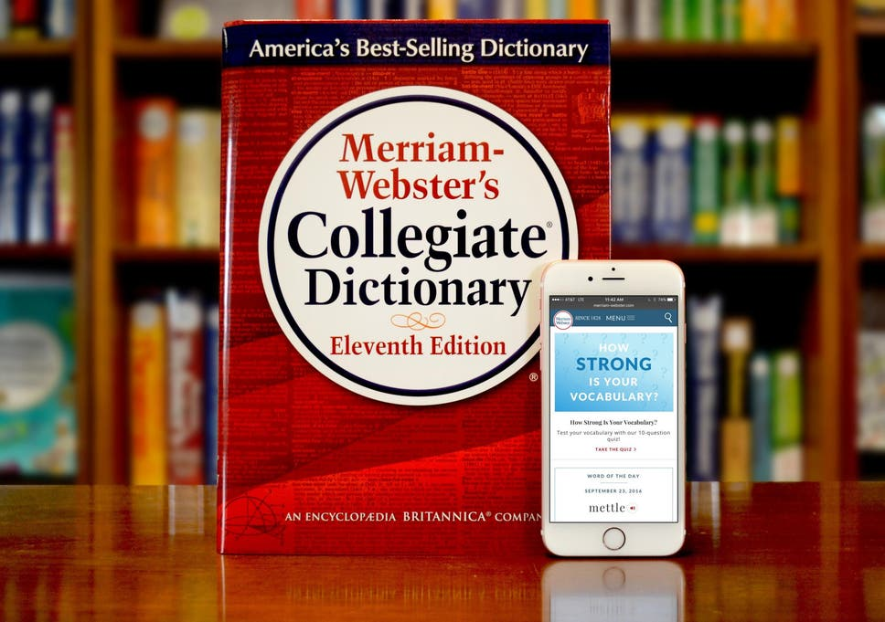 Woman persuades dictionary to change definition of