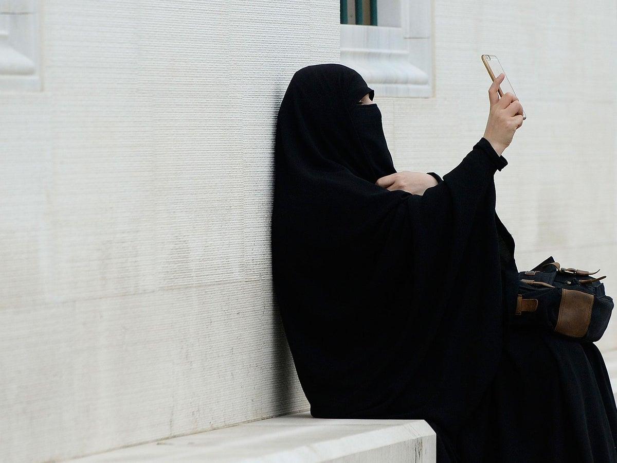In america niqab The niqab