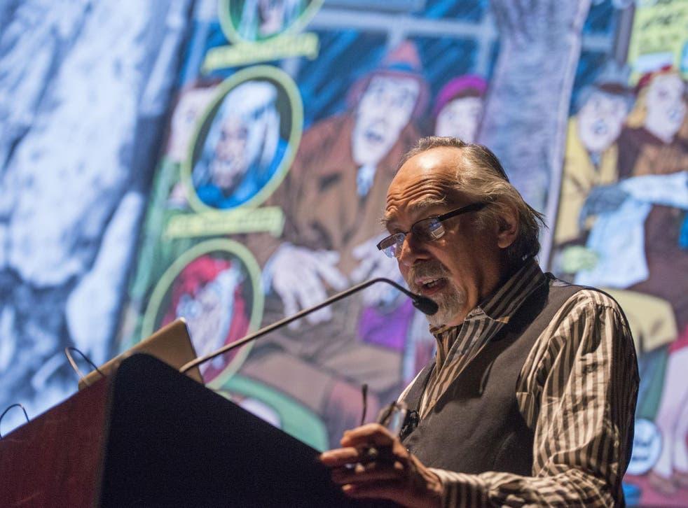 Spiegelman's graphic novel, 'Maus', won a Pulitzer Prize in 1992