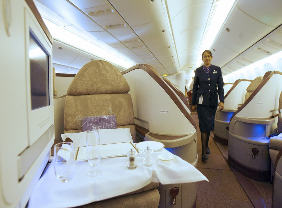 Nothing in this life - particularly business class - comes for free
