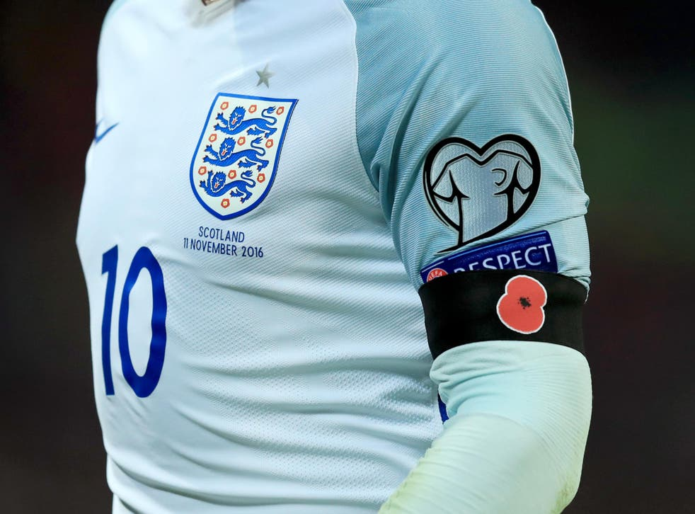 Fifa rejected the countries' request to wear the poppy
