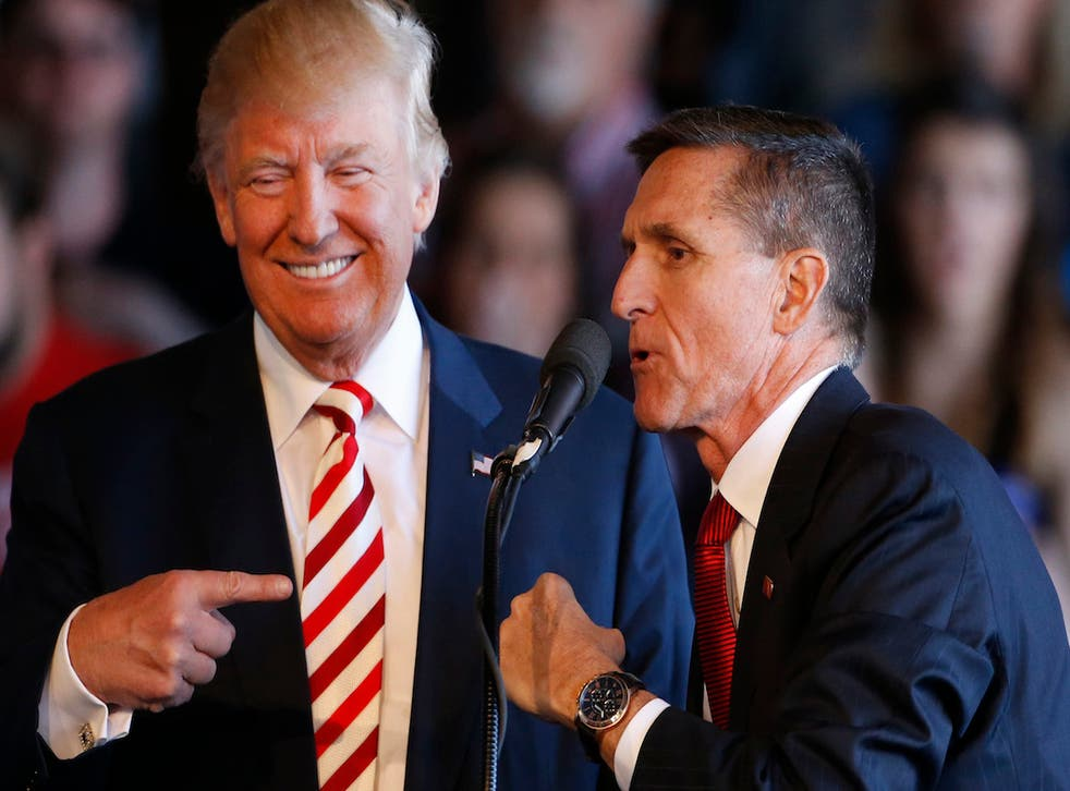 Retired U.S. Army Lieutenant General Michael Flynn was appointed as national security adviser to the President-elect