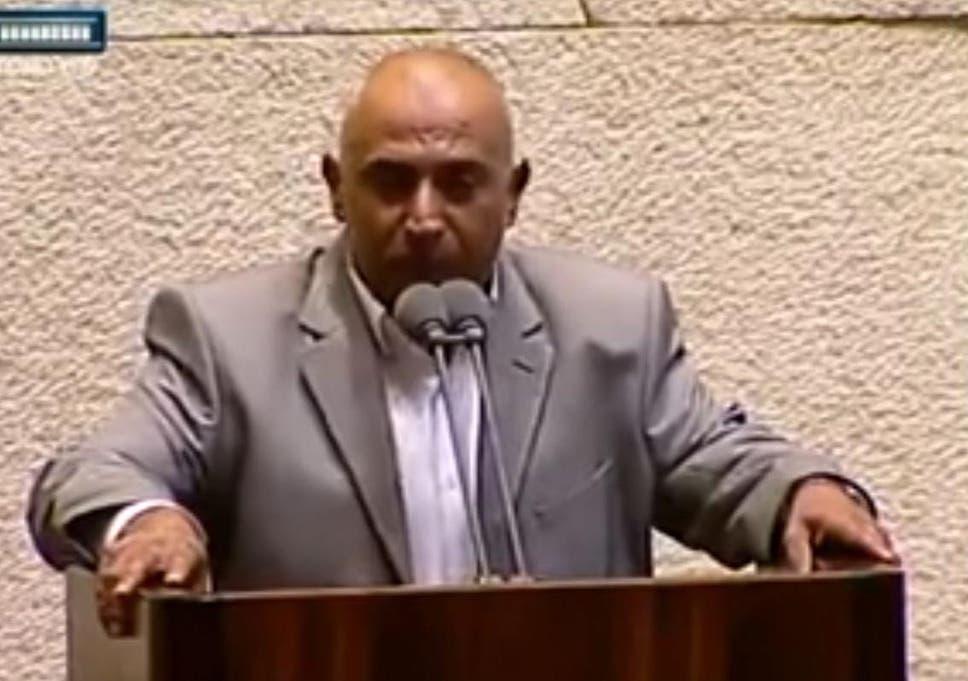 Arab politician performs Muslim call to prayer in Israeli parliament