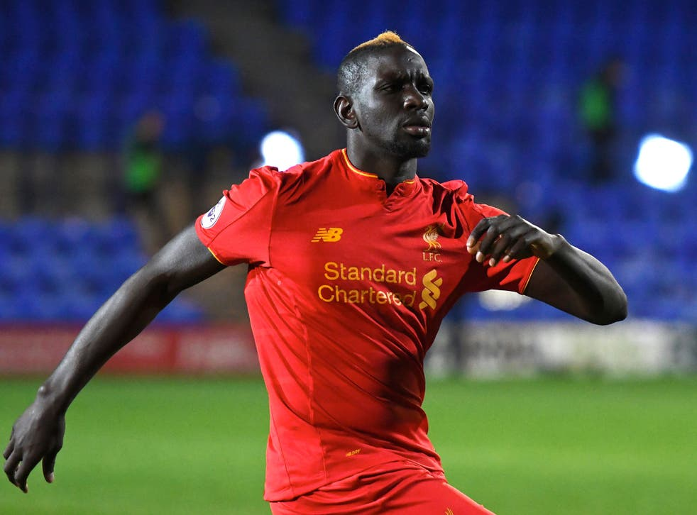 Sakho has been banished to the reserves under Klopp