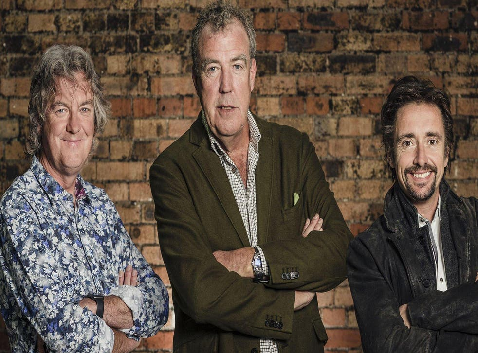 May, Clarkson, and Hammond present The Grand Tour
