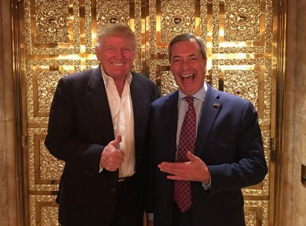 Trump and Farage: an inequality backlash?