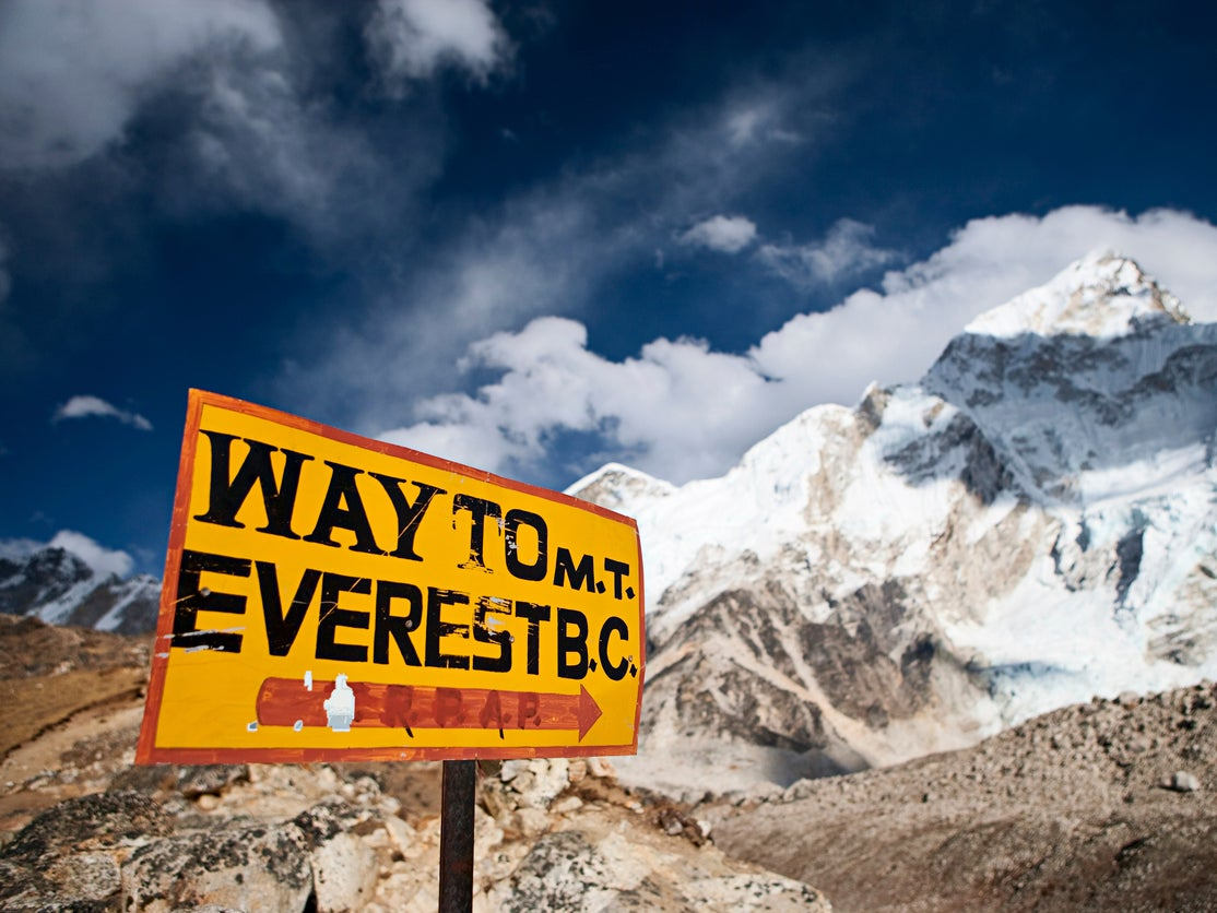 Mount Everest: Dead bodies appearing due to melting glaciers