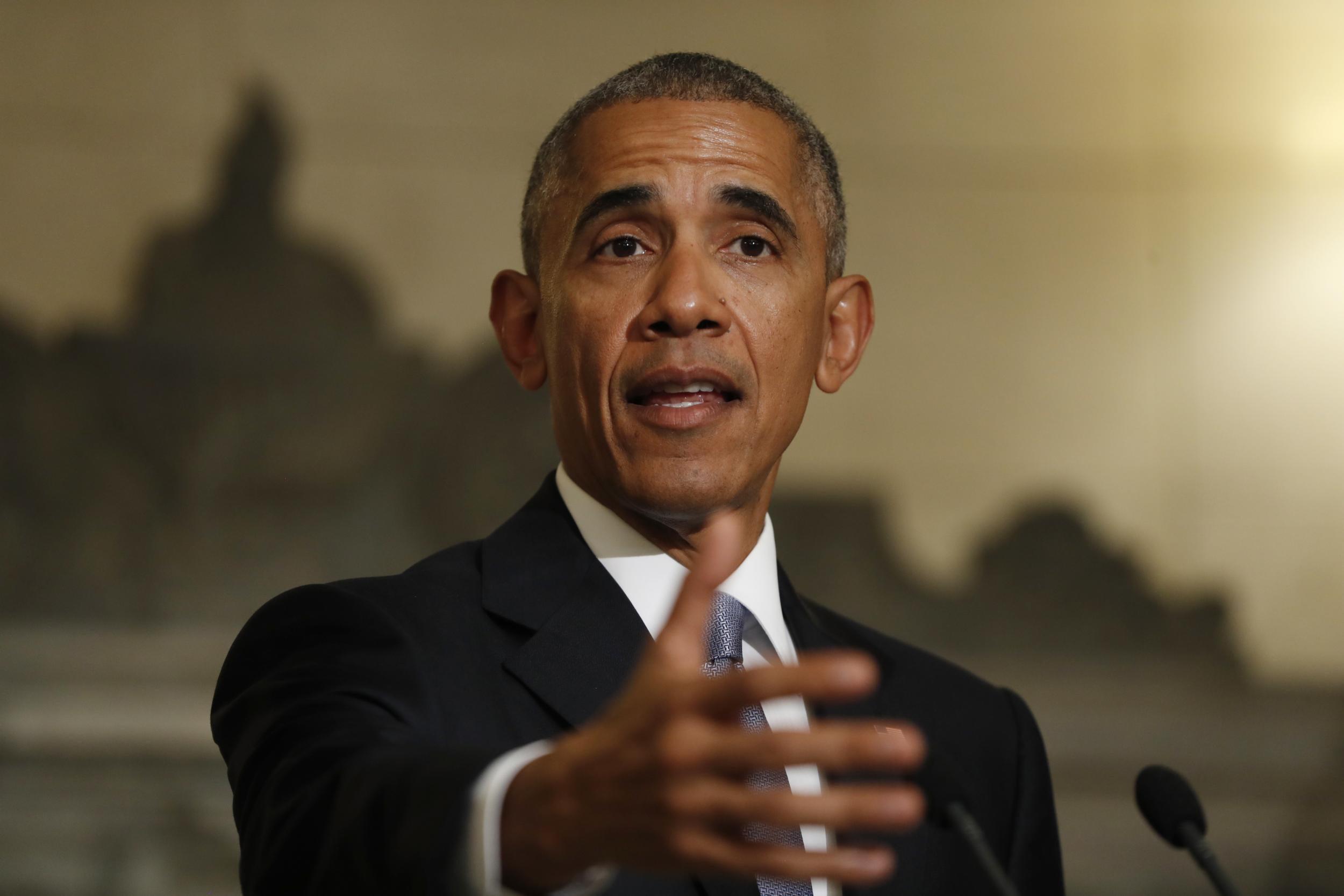 Barack Obama finalises rule protecting funding for abortion clinics ...