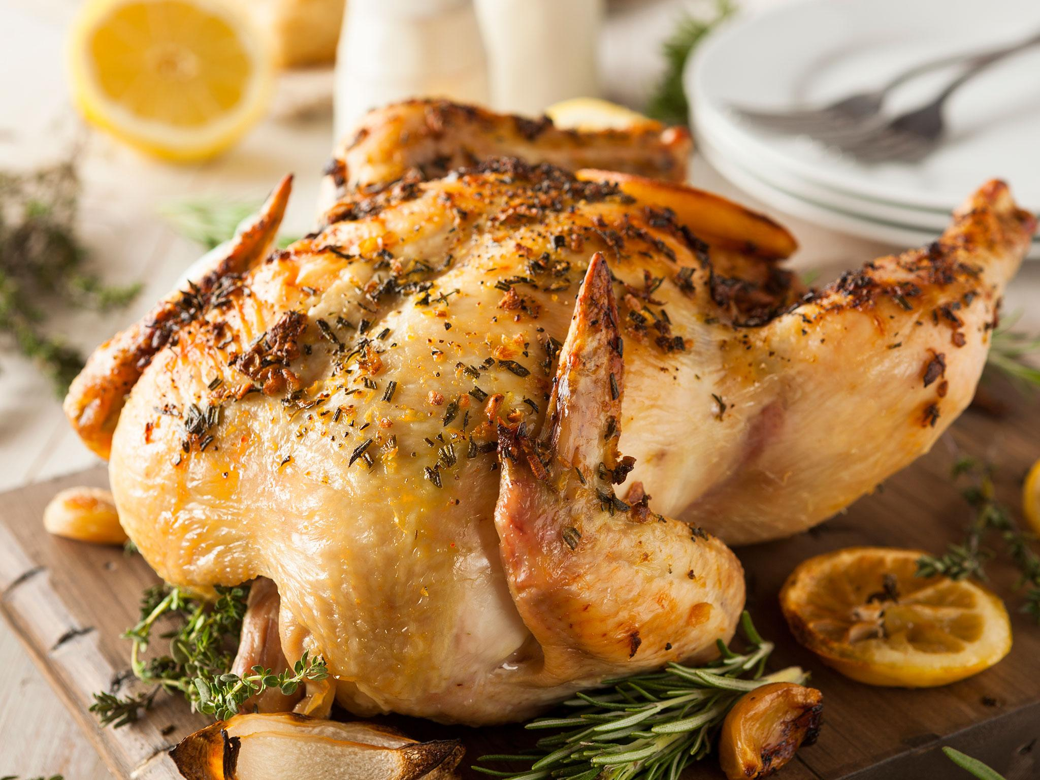 Fungus is the secret to the perfect roast chicken