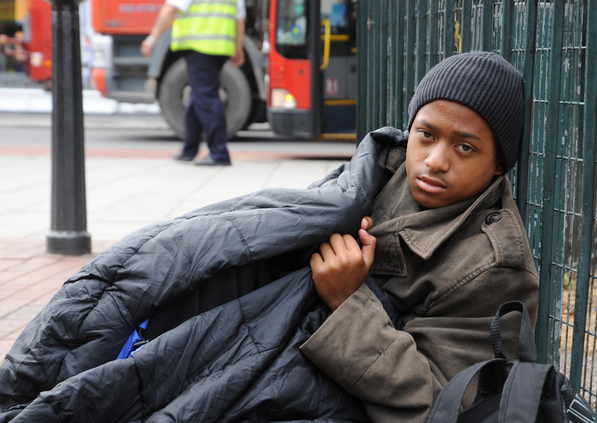 The Centrepoint Young and Homeless Helpline: How it will work
