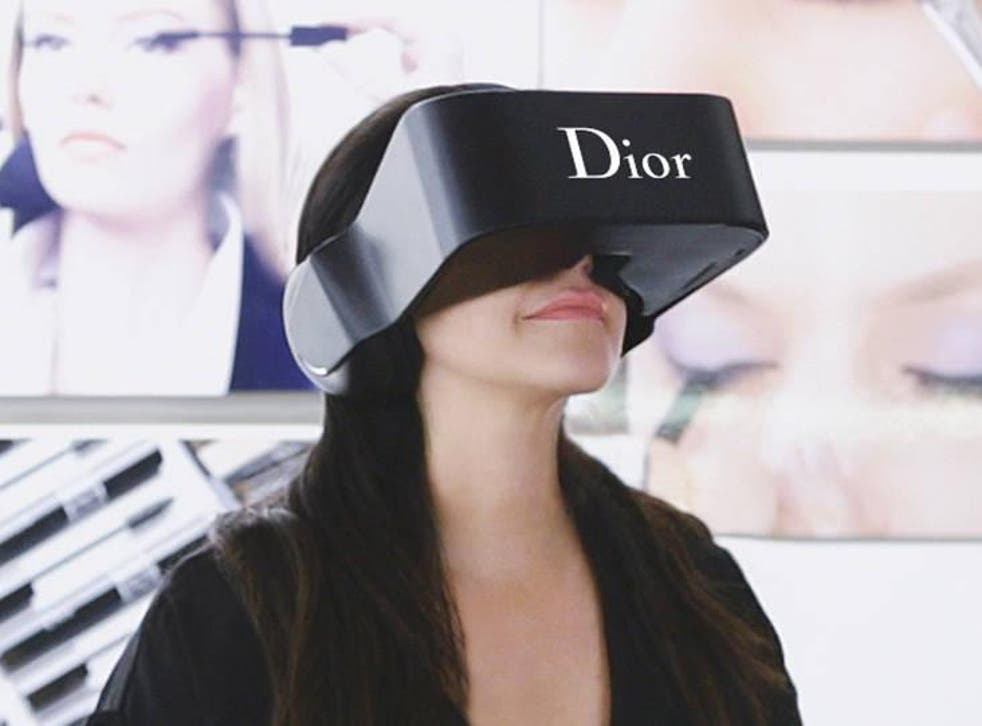 Even Dior has its own headset