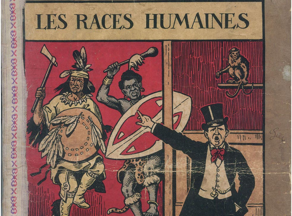 Human zoos were popular during the late 19th and early 20th centuries.