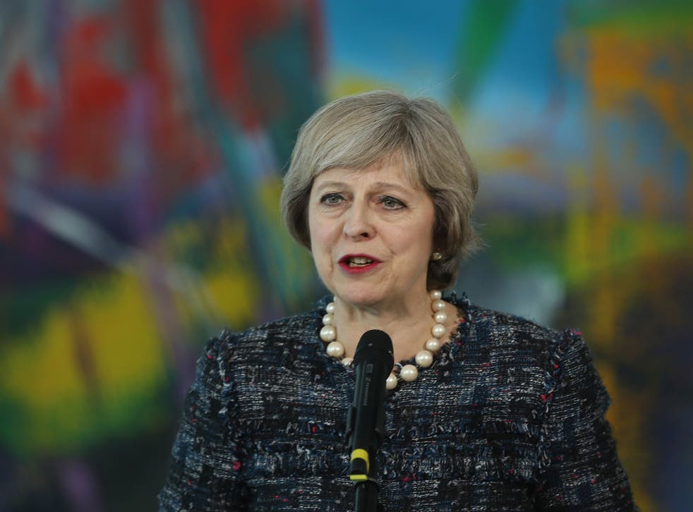 Ms May has said she will trigger Article 50 by the end of March
