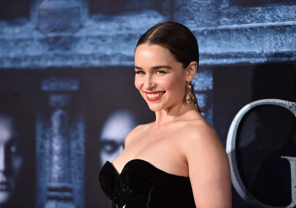 Game of thrones emilia clarke cast in young han solo star wars getty images if emilia clarke m4hsunfo