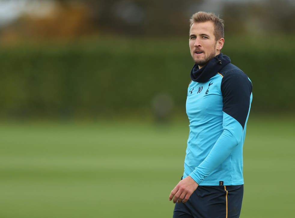 Kane returned after seven weeks out injured against Arsenal