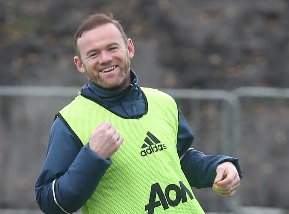 Rooney's off-field behaviour made headlines earlier this week