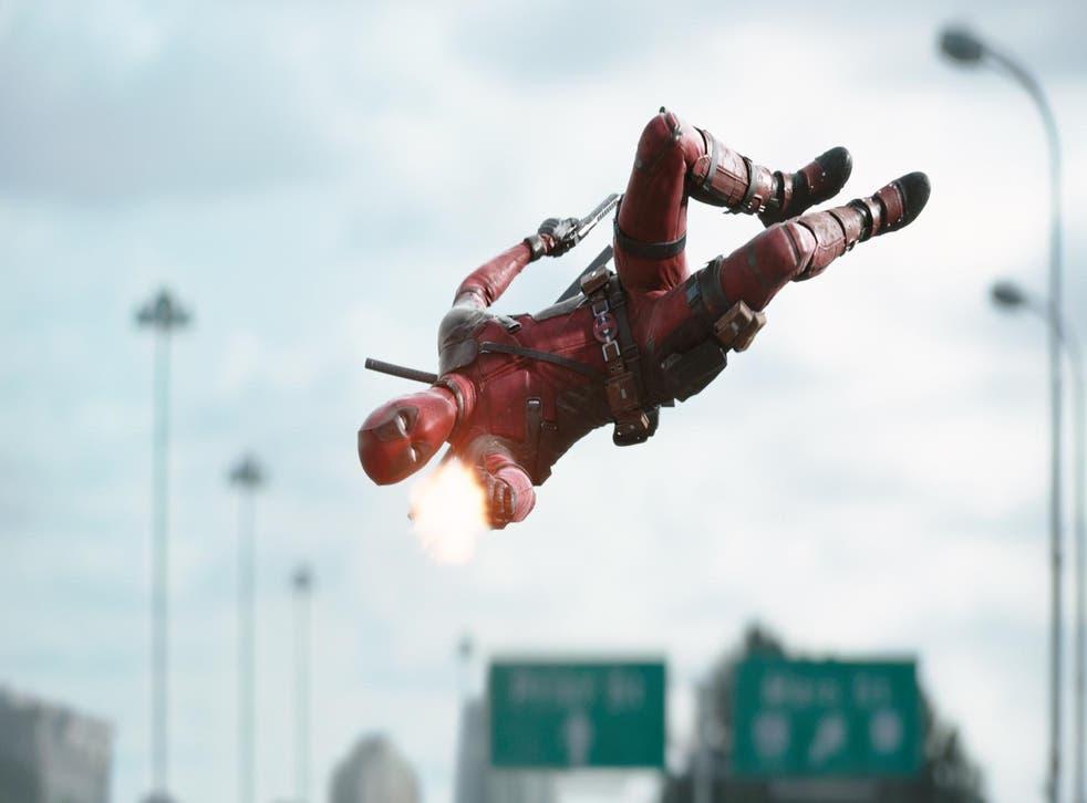 'Deadpool' has beenFox's best grossing superhero flick so far