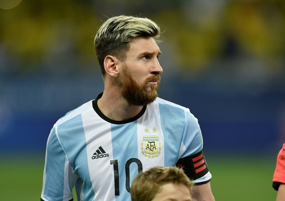 4093847b7be Lionel Messi bails out Argentina Football Association to pay national team s  security guards