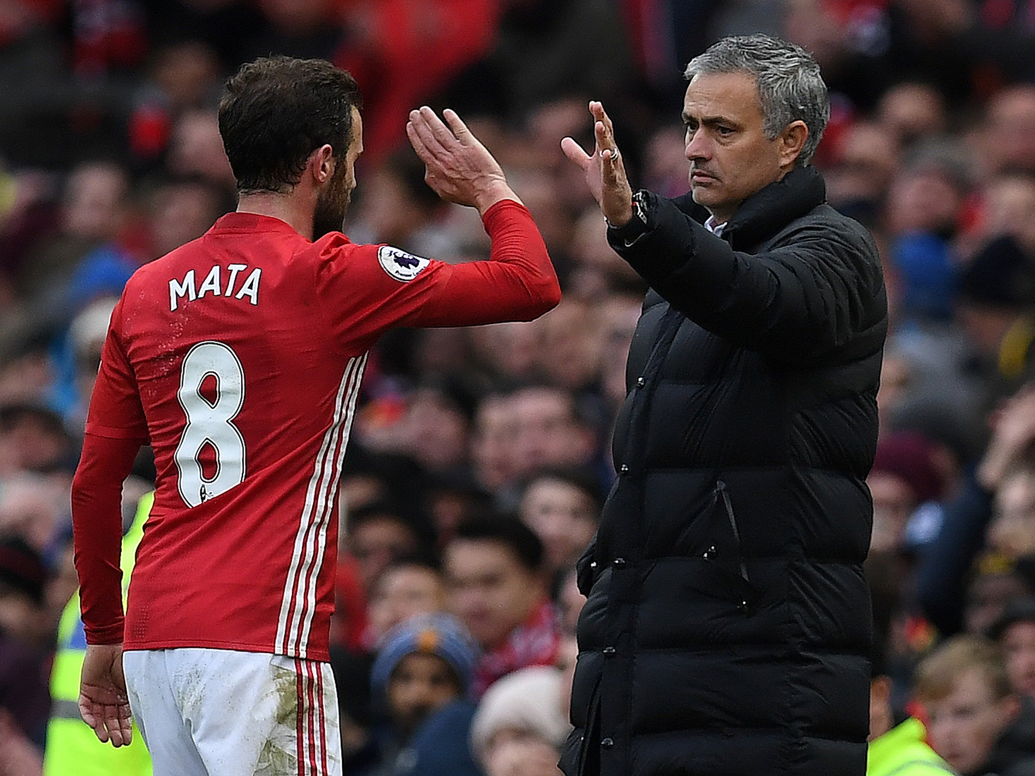 Manchester United news Gary Neville admits Juan Mata has proved