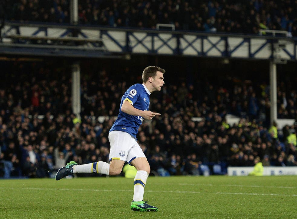 Seamus Coleman saved his side from defeat with a late equaliser