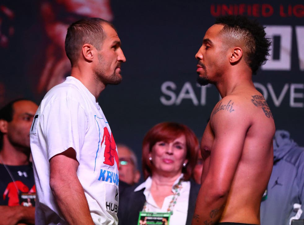 Both fighters are undefeated in 30 fights going into tonight's bout